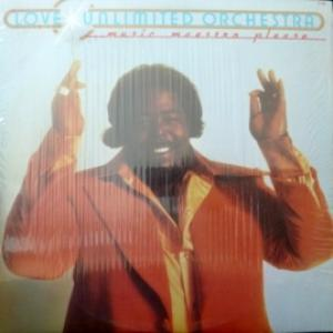 Love Unlimited Orchestra (feat. Barry White) - Music Maestro Please