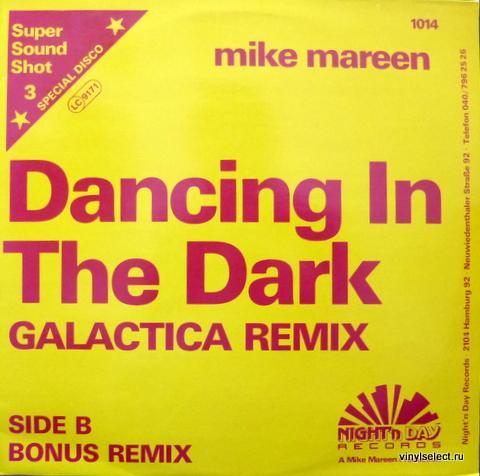 Dancing in the dark release