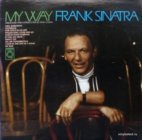 Купить дешево my way sheet music for accordion (frank sinatra)