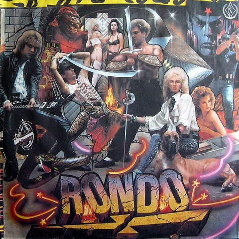 Московская группа рондо была образована в 1984г